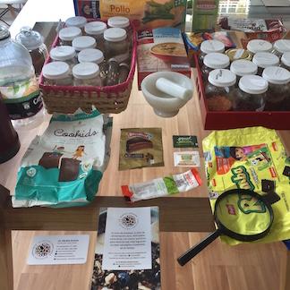 Taller de Iniciación a la Alimentación Consciente