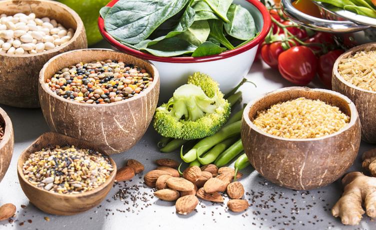 Curso Online de Alimentación Vegetariana y Vegana saludable en marzo