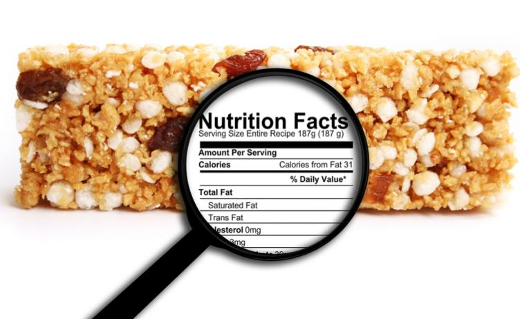 Taller de Etiquetas Nutricionales en diciembre