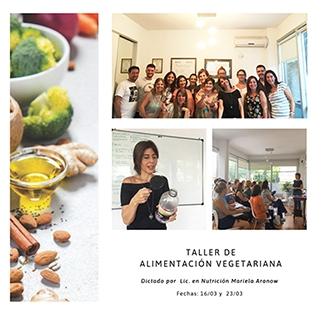 Taller de Alimentación Vegetariana I. Segunda edición.