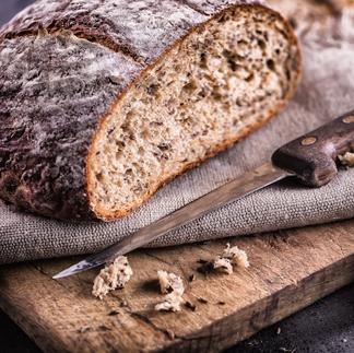 ¿Es saludable comer pan?