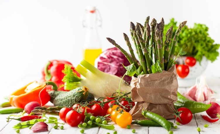 Taller Online de Alimentación Vegetariana II  en mayo.  La planificación.