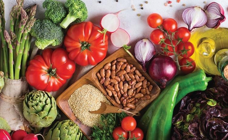 Taller intensivo Online de Alimentación Vegetariana y Vegana 2 en julio. La planificación.