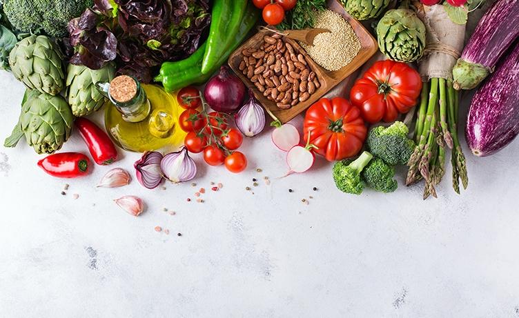 Curso Online de Alimentación Vegetariana y Vegana saludable en enero