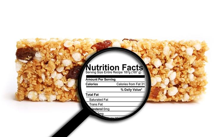 Taller Online de Etiquetas Nutricionales en enero